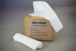 MICRO MAGIC CLEANING CLOTHS