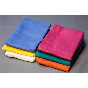 bulk cleaning rags - multi-colored cleaning rags in bulk