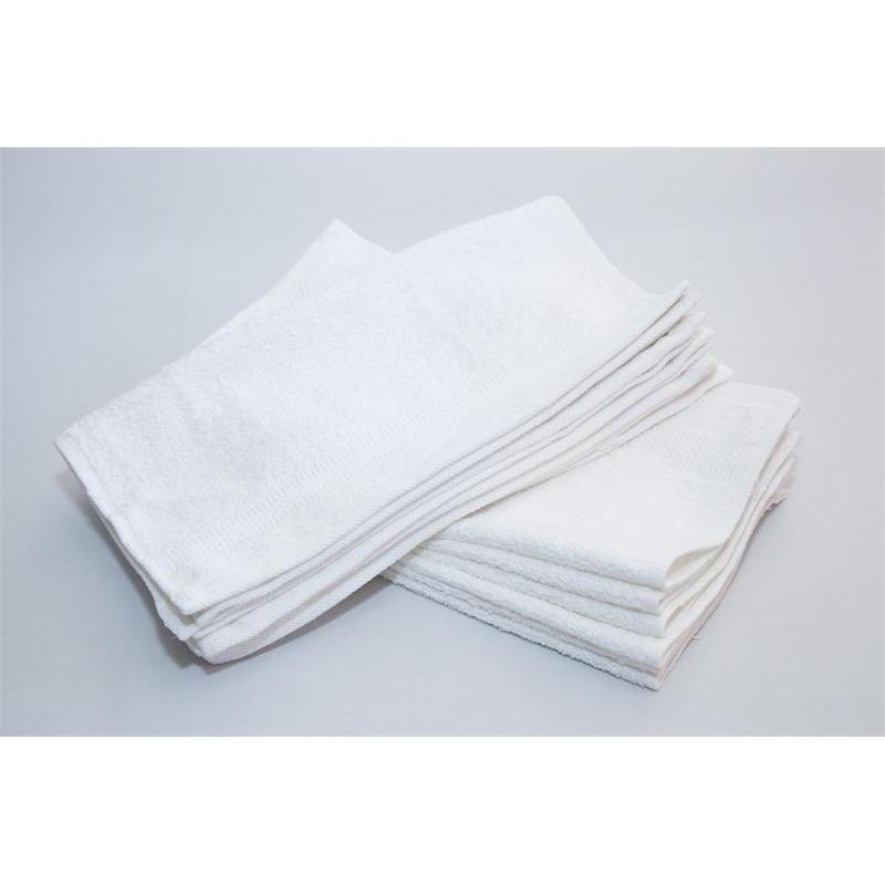 White Hand Towels Bulk