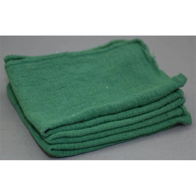 Green Shop Towels | Bulk Shop Towels | 100 ct.