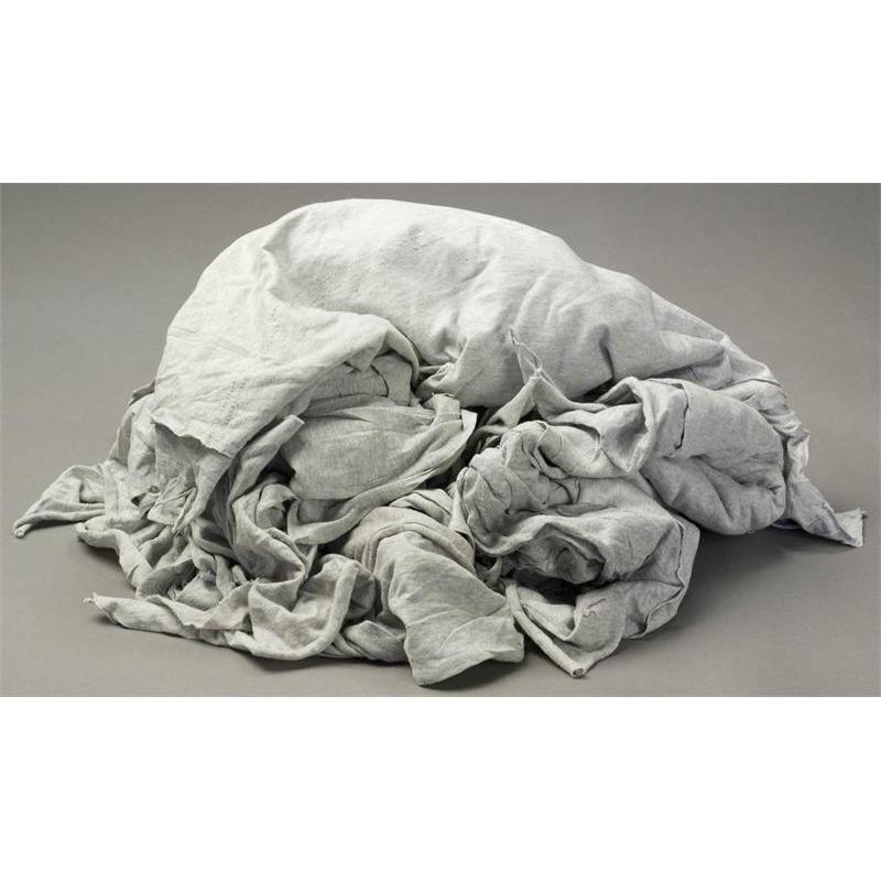 Gray knit bulk t shirt rags u s wiping for T shirt rags bulk