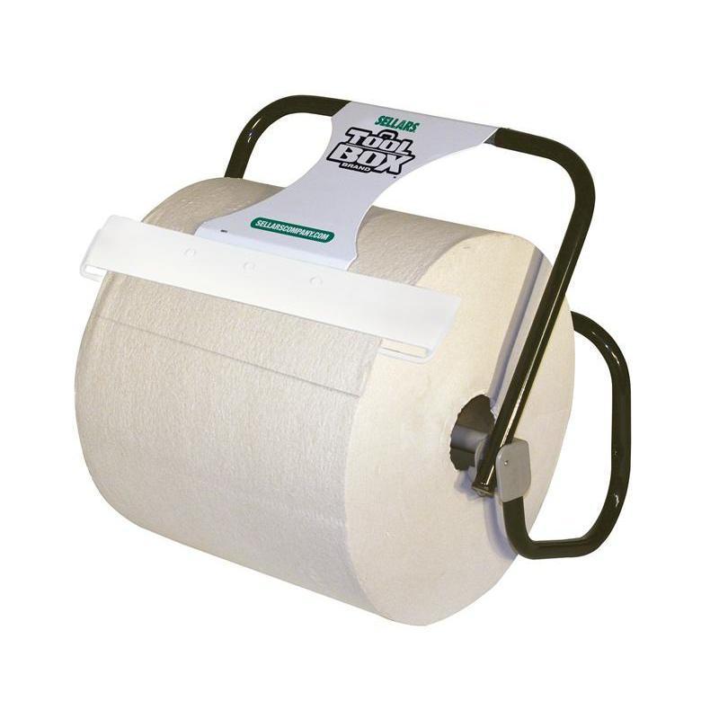 Paper Towels Jumbo Rolls: Sellars® Wall Mounted Paper Towel Dispenser