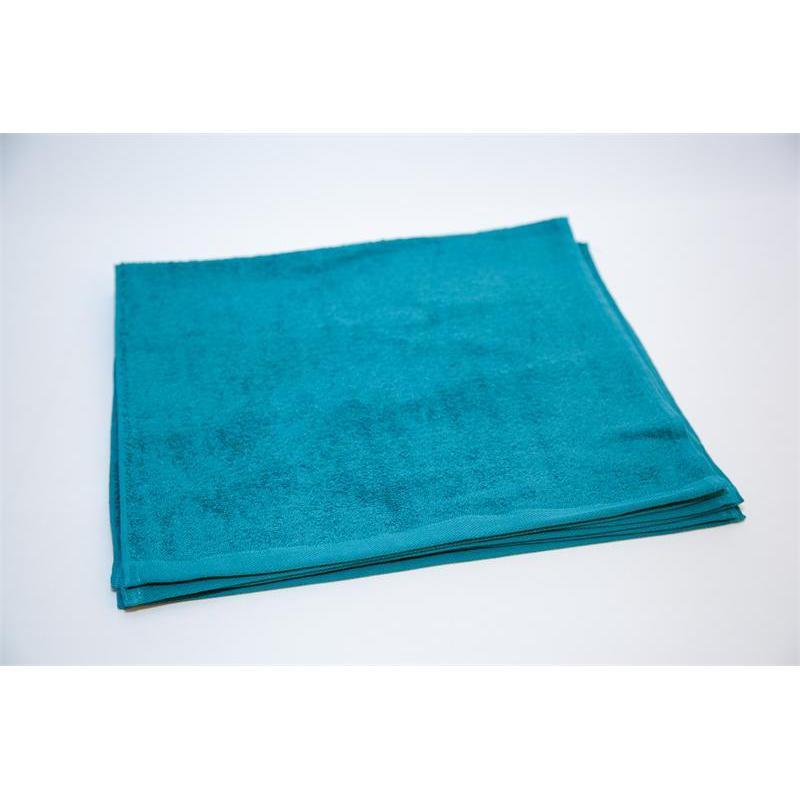Teal Salon Towels In Bulk