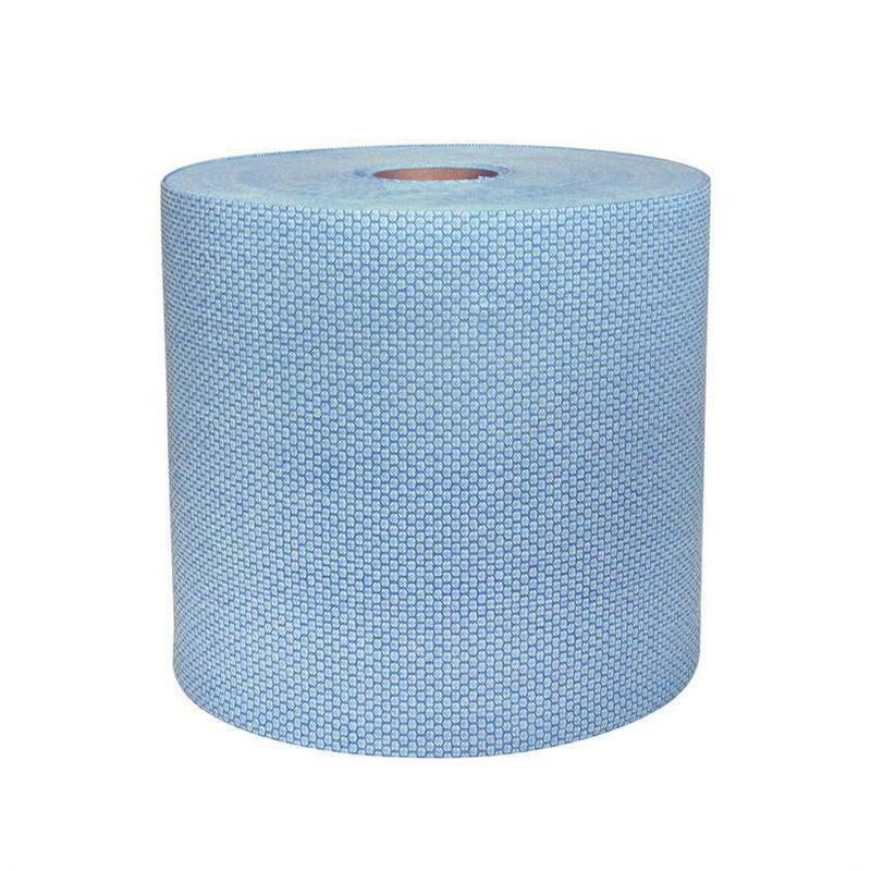Sellars 174 800 Series Rags Blue Jumbo Roll U S Wiping