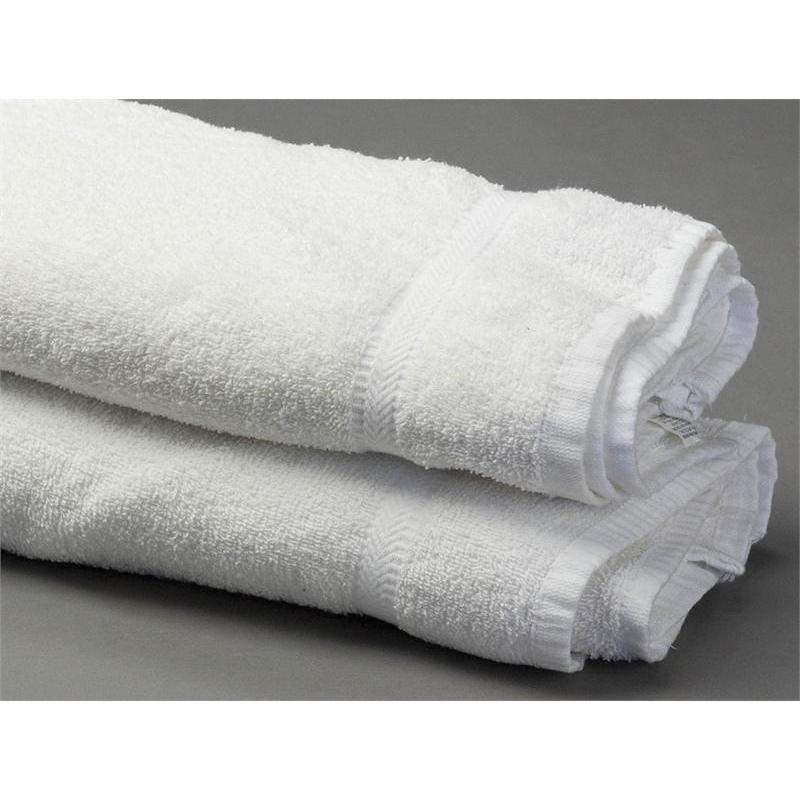 White Towels In Bulk
