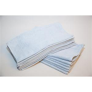 blue-washcloth