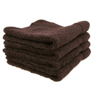 brown-washcloth