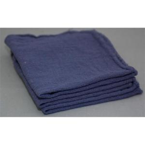 100 ct. bale packed blue shop towels in bulk