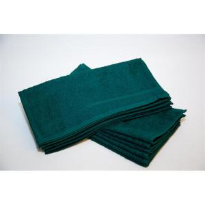 bleach safe green washcloth