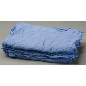 blue surgical towels - 25 lb