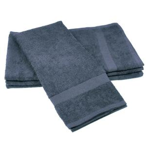 color safe gray hand towels