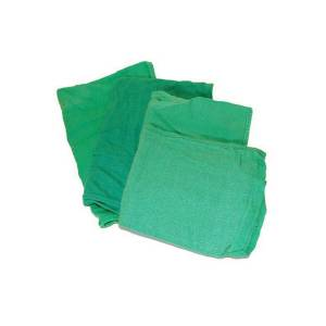 green huck towels - 50 lb