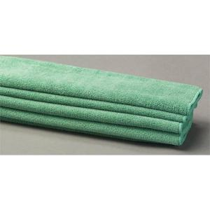 green lint free cloth microfiber towels