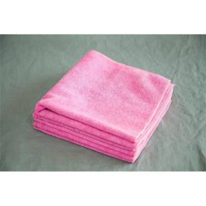 pink lint free cloth microfiber towels