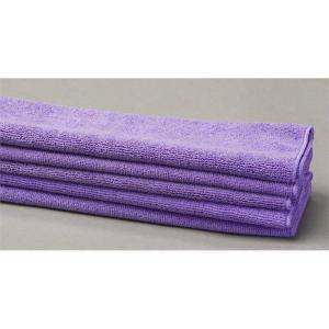 Purple Terry Microfiber