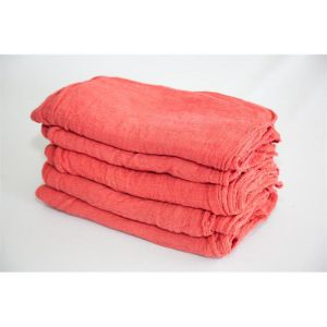 red shop towels in bulk - route ready