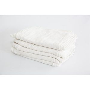 white shop towels in bulk - route ready
