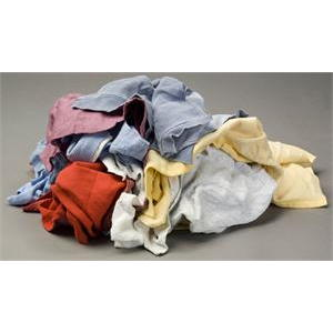 Colored Sweatshirt Rags