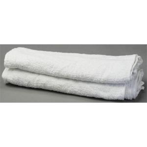 cotton bar towels in bulk - 50 lb.